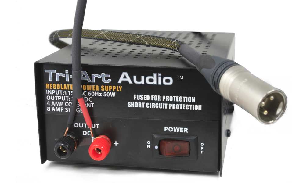 tri-art audio power supply