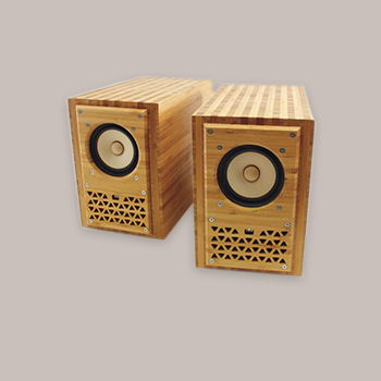 bass reflex speakers category button