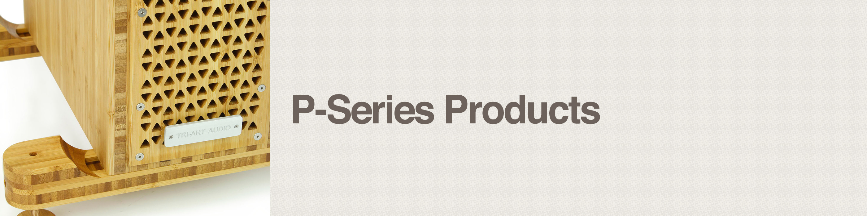 p-series products header