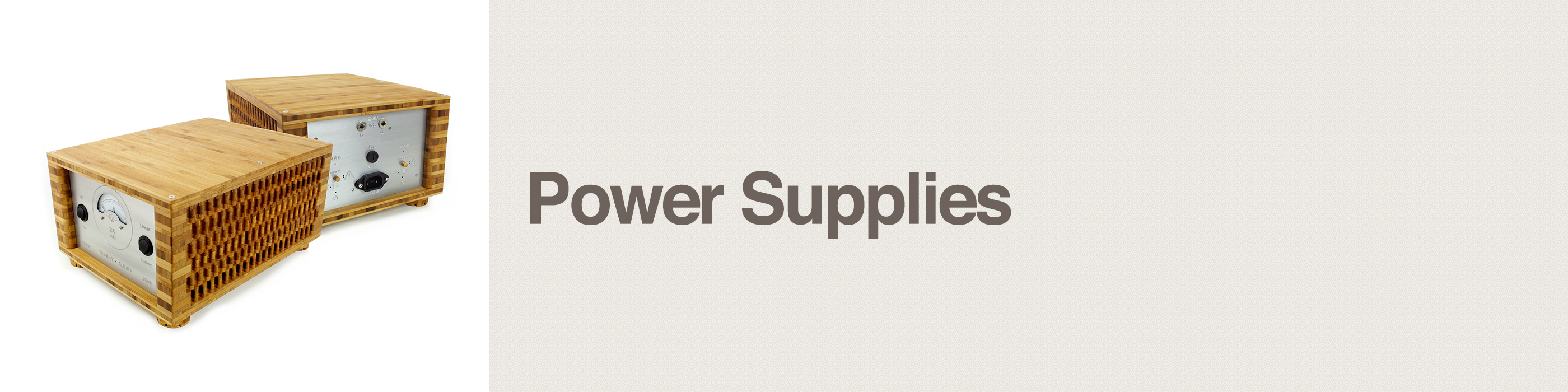 power supplies header