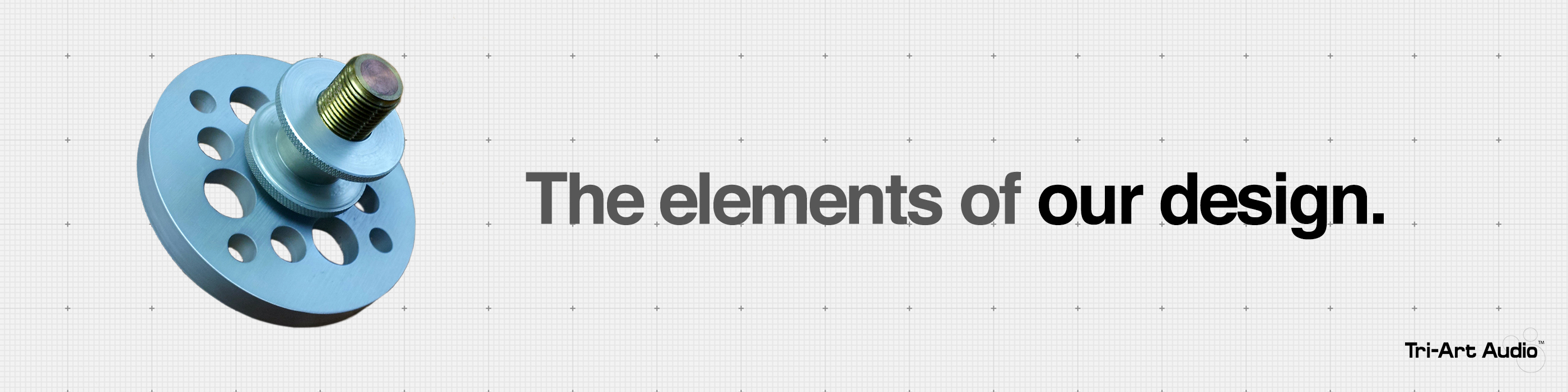 Slider – The elements of our design