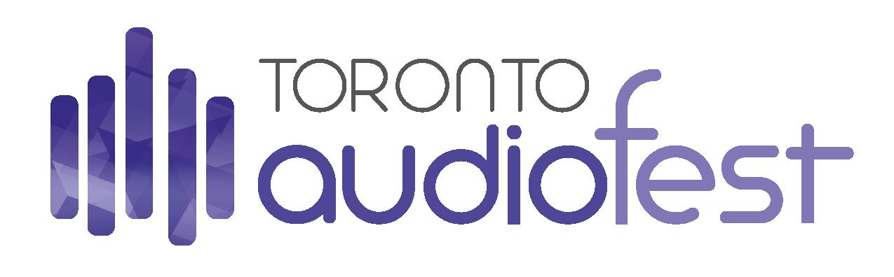 toronto audio fest logo