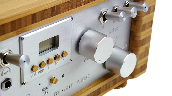 p series 35 watt receiver faceplate.